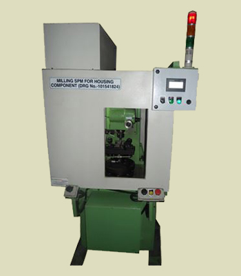 Rotary Milling SPM