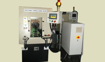 Special Purpose Rotary Drilling Machine